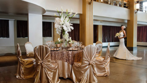 About Our Linens and Event Decor