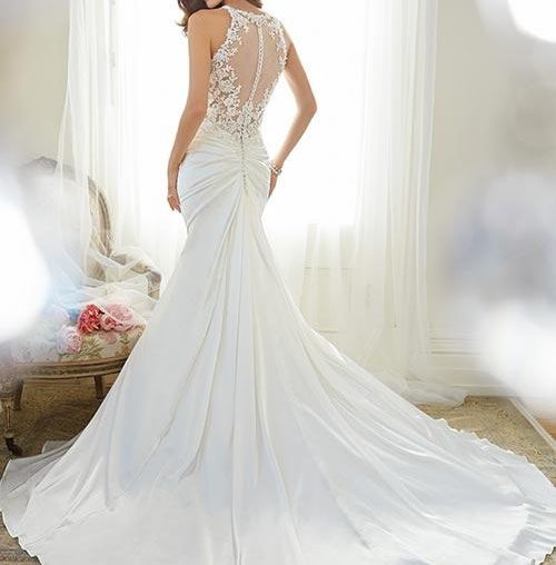 5 Things to know before you start to look for your wedding dress