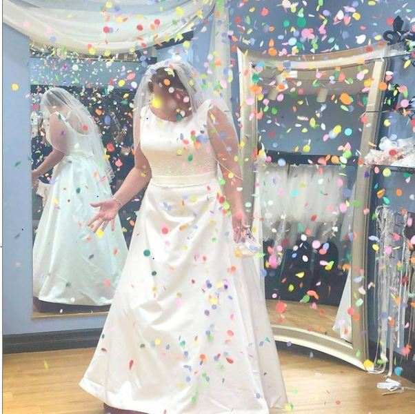 Celebration at Bridal Elegance in Colorado Springs, Colorado